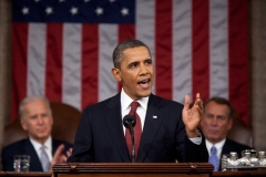 Obama at the State of the Union Address